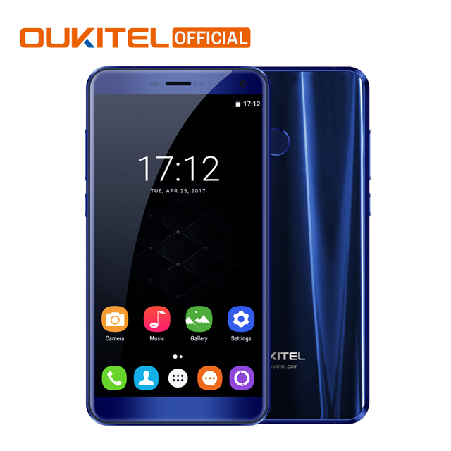 Aliexpress buy official oukitel u11 plus android 70 mobile official oukitel u11 plus android 70 mobile phone mtk6750t octa core 4g ram 64g rom fingerprint sciox Image collections