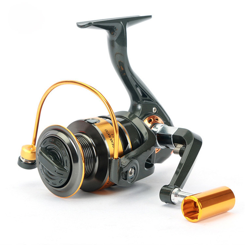 New Product Fishing Articles Spinning Fishing Reel Saltwater - Fishing - Photo 1