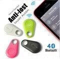 Bluetooth анти-потерянный устройство автоспуска два пути, чтобы найти объекты Трекер smart key кольцо Для IOS и Android
