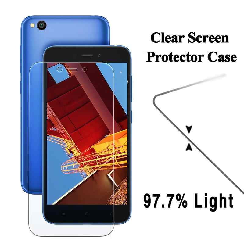 Smartphone Vetro Temperato per Xiaomi Redmi 6 Pro 5A S2 6A Nota 7 Pro 7A 5 Più ANDARE di VETRO di Protezione pellicola di Schermo della copertura della Protezione