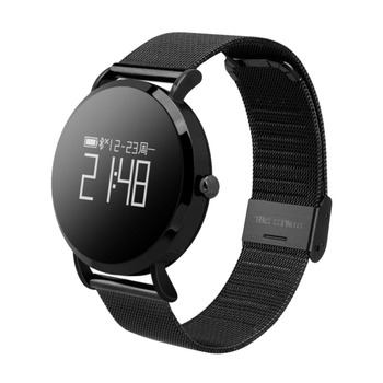 Cv08 Smart Bracelet Multi-sports Mode Blood Pressure / Blood Oxygen / Heart Rate Monitoring Watch For Android / IOS System