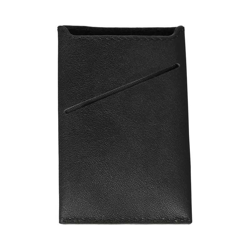 Ny Ankomst Kreditkort Hållare Män Mode Små Plånbok Porte Tarjetas - Plånböcker - Foto 4