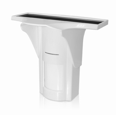 Wireless Chuango PIR-957 waterproof Outdoor Dual-Tech PIR Motion sensor