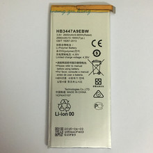 Battery iPartsBuy HB3447A9EBW High Quality 2600mAh Rechargeable Li-Polymer for Huawei P8