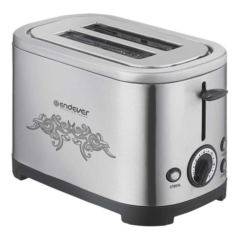 Toaster Endever Skyline ST-122 free shipping fashion toaster