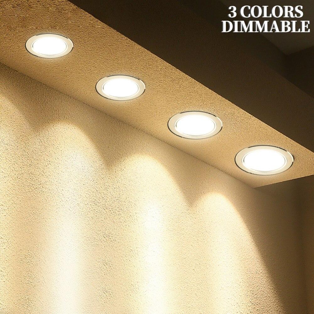 LED Downlight 3W 5W 7W 9W 12W 15W Round Recessed Lamp 220V 230V 240V 110V Led Bulb Bedroom Kitchen Indoor LED Spot Lighting-in Downlights from Lights & Lighting on Aliexpress.com | Alibaba Group