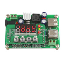 90W NC Programmable Power Supply Module DC 5V~40V to 0~36V 3A Power Converter/Voltage Regulator DC 5V Charger/Adapter