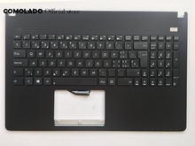 SW Swiss keyboard For ASUS X501 X501A X501U X501EI X501X X501XE black with Palmrest Upper cover keyboard SW Layout все цены