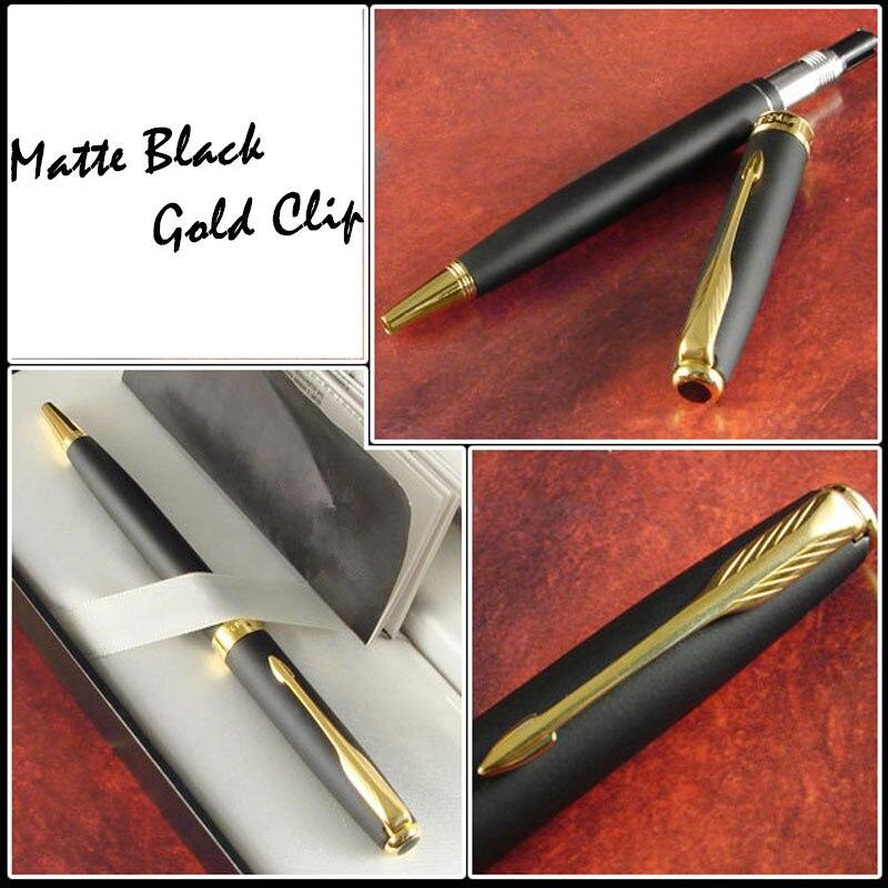 Canetas Esferográficas de artigos de papelaria caneta Material : Metal