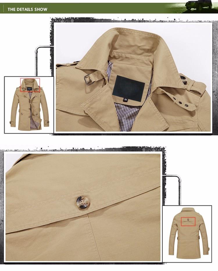 Cheap mens trench coat