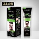DR RASHEL Bamboo Charcoal Men Black Mask Acne Treatment Nose Blackhead Remover Peel Off Masks 60 Ml
