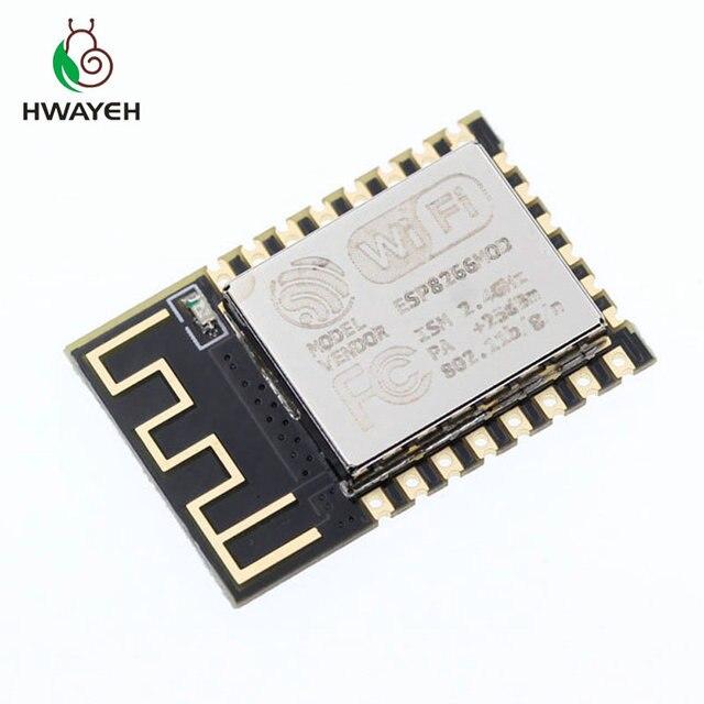 Бесплатная Доставка 20 шт. ESP-12F (ESP-12E обновление) ESP8266 удаленный последовательный Порты и разъёмы WI-FI беспроводной модуль ESP12F для arduino