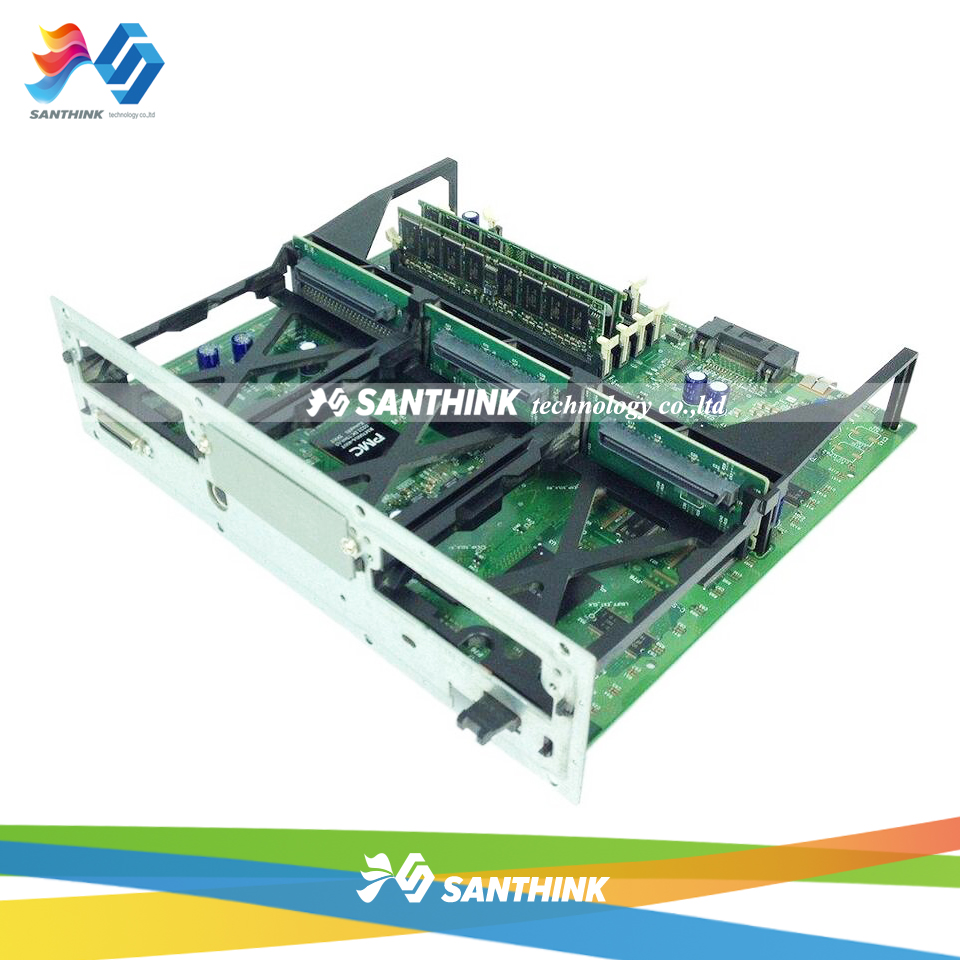 LaserJet Printer Main Board For HP 4600 HP4600 C9661-67902 Formatter Board Mainboard cs 7553xu toner laserjet printer laser cartridge for hp q7553x q5949x q7553 q5949 q 7553x 7553 5949x 5949 53x 49x bk 7k pages