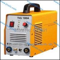 Постоянного тока инвертор сварочное оборудование сварочный аппарат TIG TIG180A сварщик, оптовая и розничная продажа сварочный аппарат части