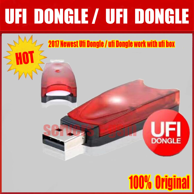 100% el más nuevo 2018 original UFI DONGLE/Ufi Dongle funciona con ufi box
