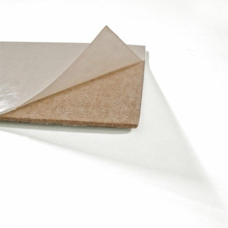 5-7/8inch x 8-1/2inch x 3/16inch Thick Heavy Duty Felt Sheets DIY Furniture Accessories - 8 pcs