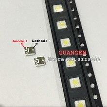 500pcsFOR LUMENS LED Backlight 1W 3V 3535 3537 Cool white LCD Backlight for TV TV Application A127CECEBUP8