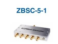 [BELLA] Mini-Circuits ZBSC-5-1-S+ 120-520MHZ Five SMA Power Divider