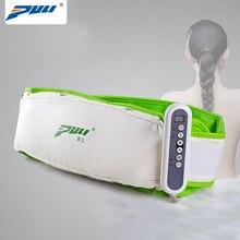 лучшая цена Massage Belt.Body Wrap Electric Beauty Care Slimming Massage Belt Vibra RELAX Vibrating Fat Burning Weight Loss Losing
