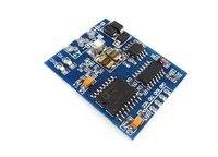 10 шт. TTL к RS485 модуль RS485 преобразователь сигнала 3 В 5.5 В изолированный однокристальный serial Порты и разъёмы UART промышленные класс модуль