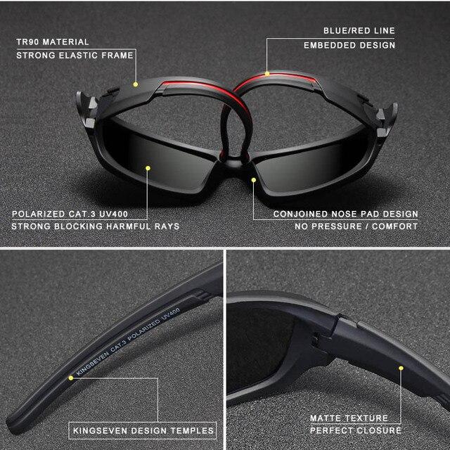 KINGSEVEN Polarized Sunglasses  1