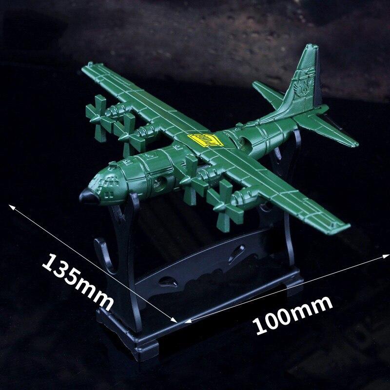 Aircraft Airdrop Box Keychain (5)