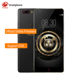 Nubia Z17 Lite 5.5 Inch Bezel-Less Snapdragon 653 Octa Core 6GB 64GB 4G LTE Smartphone Dual 13.0MP Rear Camera NFC Mobile Phone