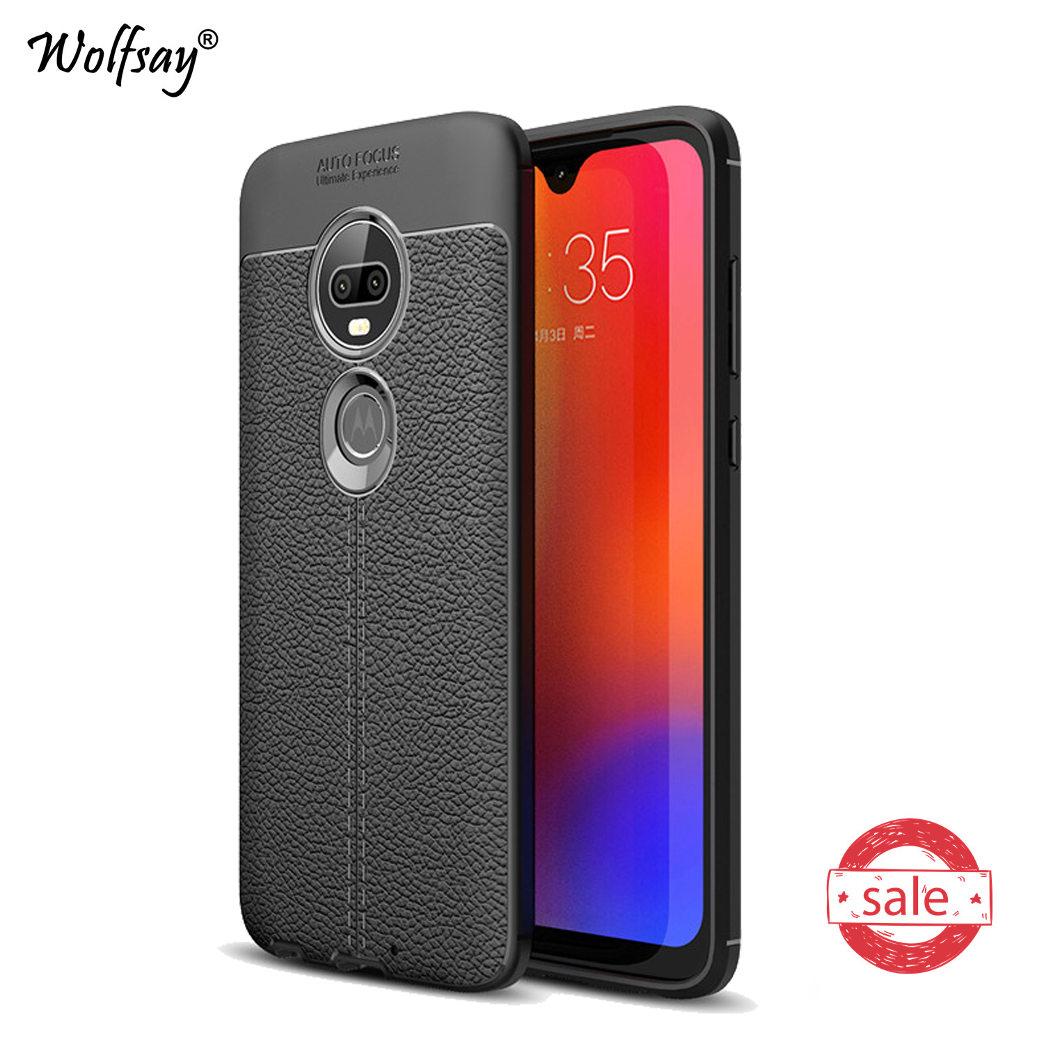 For Cover Moto G7 Case Luxury Rubber Armor Phone Case For Motorola Moto G7 Protective Cover For Motorola Moto G7 Shell Fundas