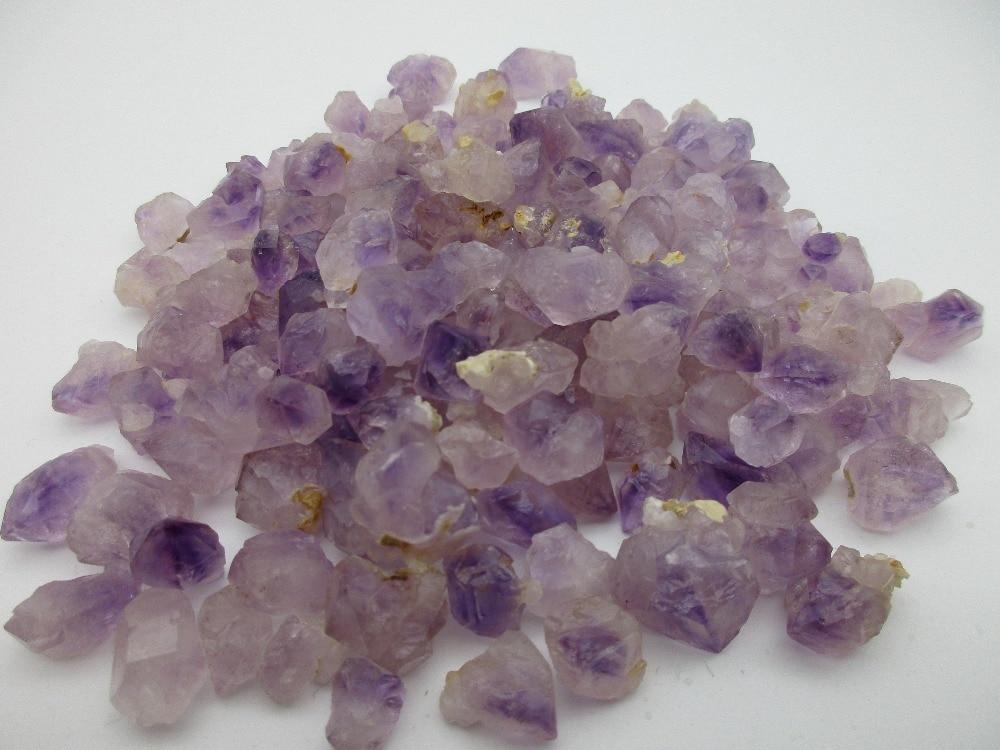 1000g Natural Amethyst Skeletal Quartz Point Crystal Cluster Healing Specimen Stones Minerals Home Desk Aquarium Decor