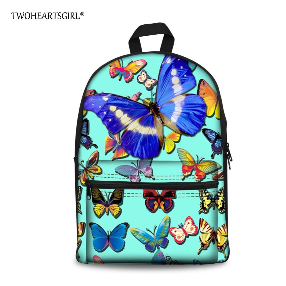 Crazy Penguin Lady Kit Borsa Zaino Scuola Ruck Sack
