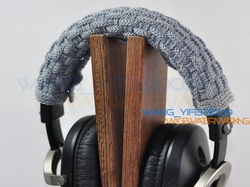 ExtraFine Merino Wool Headband Cushion For Sony <font><b>MDR</b></font> <font><b>Z1000</b></font> 7520 ZX700 500 Headset Headphone image