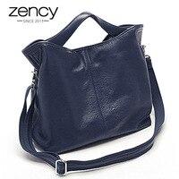 Free Shipping Wholesale Womens Ladies Genuine Real Leather Handbag Tote Shoulder Bag Purse Cross Body Satchel