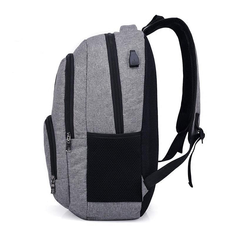 Scione Brand 2017 New Waterproof Mens Backpacks Unisex Women Backpack School Bag for Teenagers Travel Business Notebook Bag