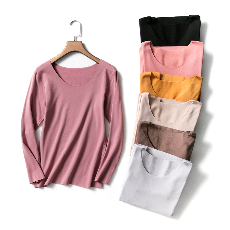 Tank Tops Women Winter Warm Thin Velvet Thermal Tank Camis Vest Lady Seamless Solid Color Sleeveless Basic Tops Tees T-shirts Streetwear