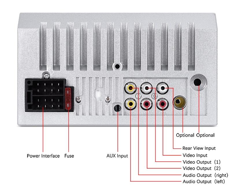 Car Radio MP5 Player (2)
