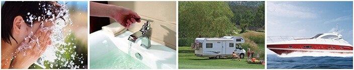 SEAFLO 24 В 750GPH душ отстойный насос Авто дренажный ящик мульти вход яхты Лодка RV Караван сравнить с attwwood