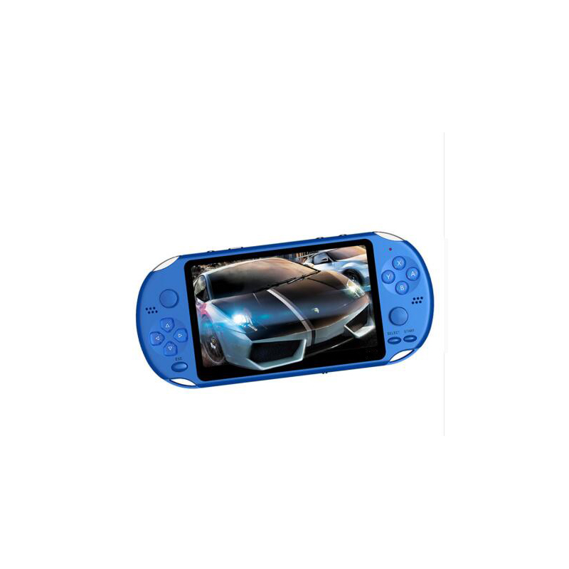 128 Bit Handheld Game Console 5.1 Inch MP4 Video 8G Retro For Arcade/Gba/Gbc/Snes/Fc/Smd Kid Gift