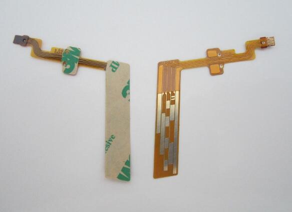 New Auto Focus Cable Ribbon Flex Repair Part For Canon 18-55 Mm