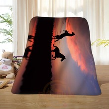 P#102 Custom Horse#11 Home Decoration Bedroom Supplies Soft Blanket size 58×80,50X60,40X50inch SQ01016@H+102