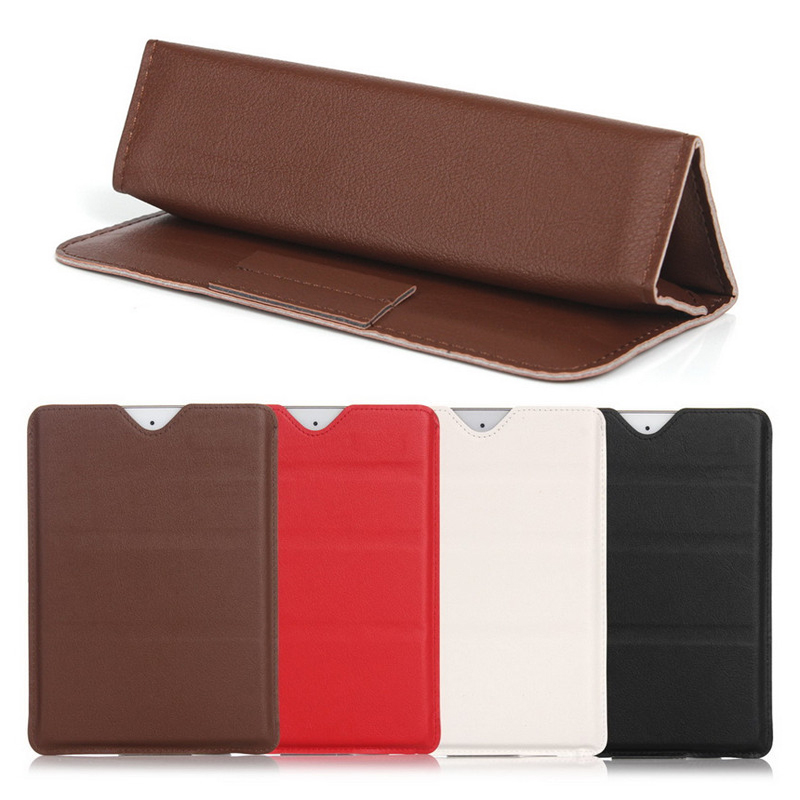 Universal Bag!!! High Quality Premium PU Leather Slim Protective Bag For Apple iPad 2 3 4 5 6 mini 2 3 4 For 7' 8' 9' 10' inch high quality 10 25 4cm colorful hard netbook laptop sleeve case bag for ipad 2 3 4 5 6 sleeve bag