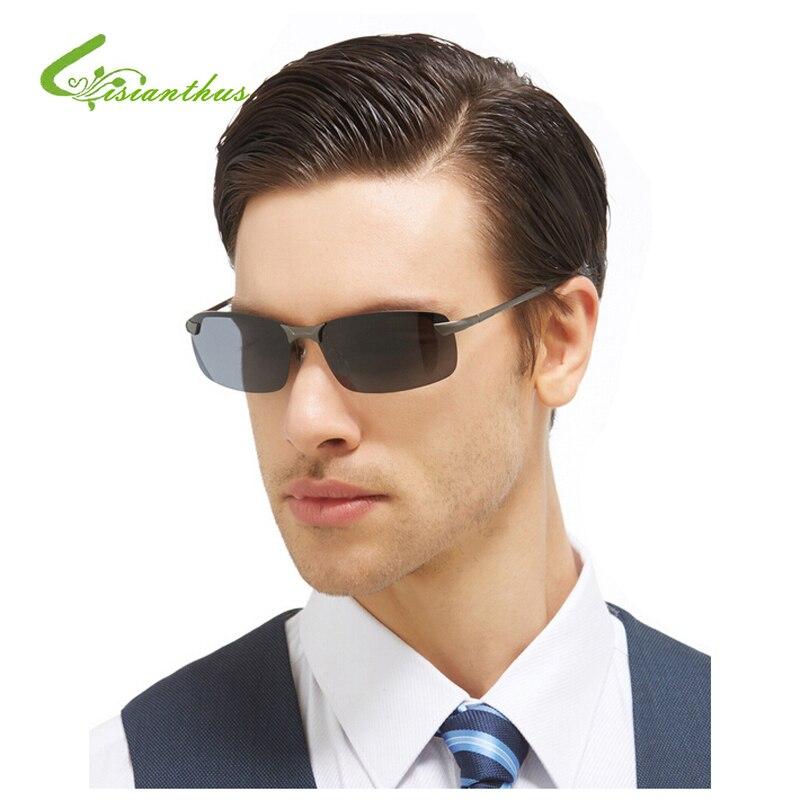 a377280ef4 Men s Sunglasses Famous Brand Designer Polarized Driving Sun Glasses For Men  Spuare Sunglasses Retro Eyewear UV400 Glasses