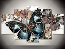 5d diy Diamond embroidery colorful butterfly diamond painting Cross Stitch full drill Rhinestone mosaic home decor