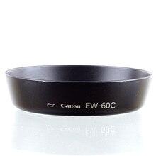 EW-60C EW60C Бленда для CANON 700D 650D 600D 60D 1200D EF-S 18-55 мм f/3.5-5.6 бесплатная доставка