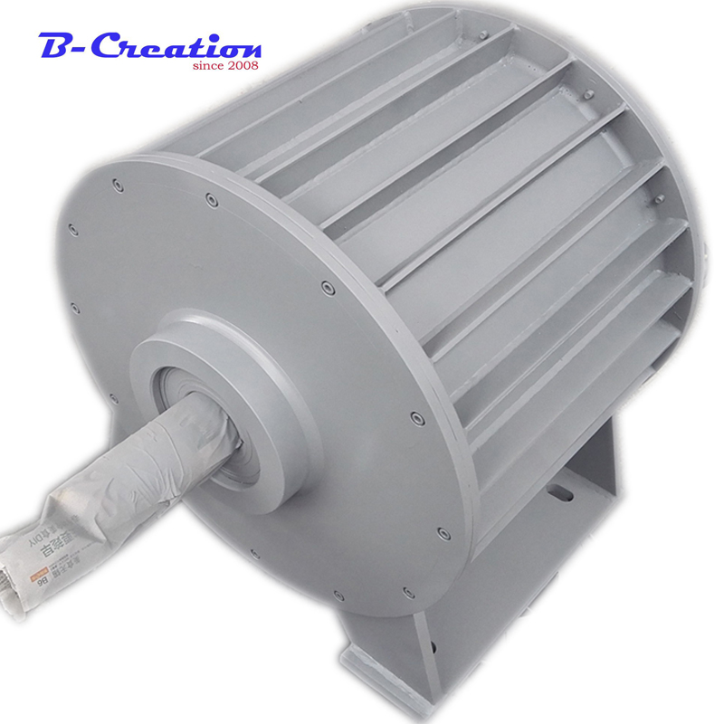Factory price 10KW 220v 380v Low speed permanent magnet generator ac rare earth low RPM permanent magnet generator цена