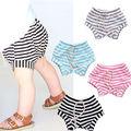 Newborn Toddler Kids Baby Boy Girls Hot Pants Cotton Striped PP Children Shorts Bottoms