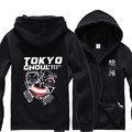 Anime Tokyo Ghoul hoodies men zipper and sweatshirts M-4XL hip hop  bape hoodie streetwear tracksuit