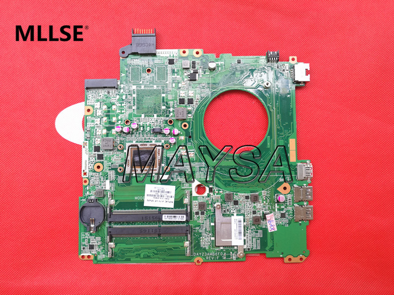 766713-501 766713-001 DAY23AMB6F0 UMA A8-5545M Fit For HP BEATS 15Z-P 15P 15-P Laptop Motherboard free shipping for hp 15z p 15 p laptop motherboard 766713 501 766713 001 day23amb6f0 a8 5545m cpu 100