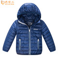 kids coat winter girls jackets children ultra light down coat short boys parkas coats hooded warm outwear coat XQ001-2