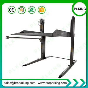 New Product Two Post Car Lifts For Home Garage