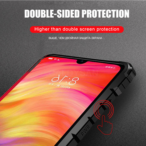 Luxury Armor Full Shockproof Soft Case For Xiaomi Redmi 7 5 Plus 5A Note 6 Pro 6A Shockproof Back Cases For Pocophone F1 Cover Karachi